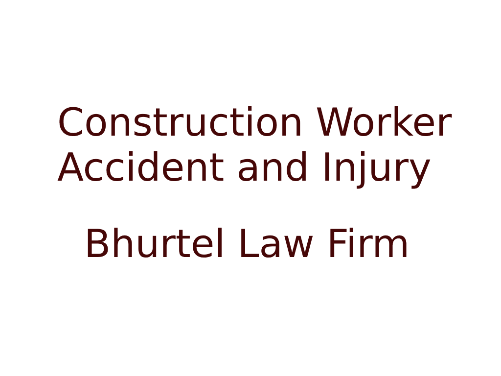 Durga P. Bhurtel is a Construction Accident Lawyer NYC
