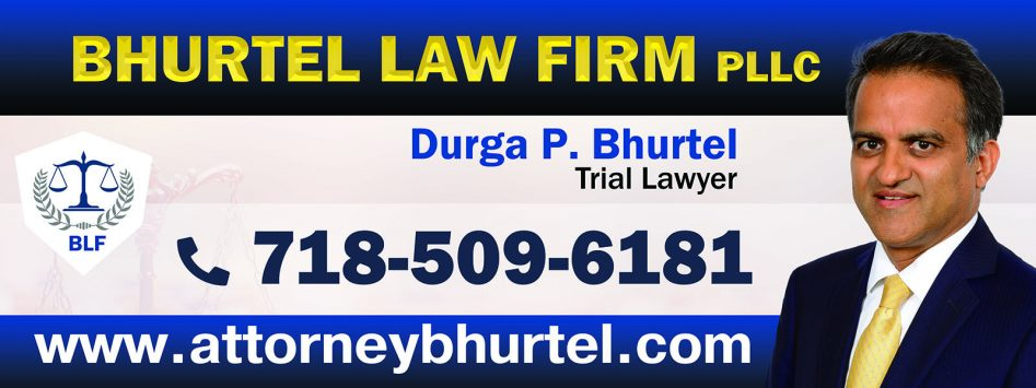 Logo of BLF - Bhurtel Law Firm